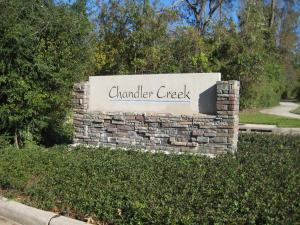 Chandler Creek Neighborhood Marquis