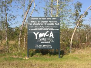 Creekside Park The Woodlands YMCA