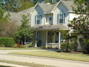 """Front Porch"" home styles in the Cottage Green neighborhood"