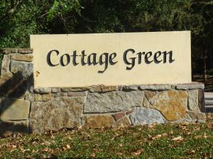 Cottage Green Neighborhood Marquis